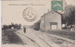 Montaigu De Quercy - Gare Des Tramways - Montaigu De Quercy