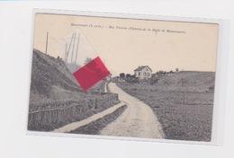 MAURECOURT 78 RUE PASTEUR CHEMIN DE HALTE - Maurecourt