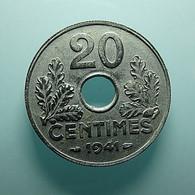 France 20 Centimes 1941 - France