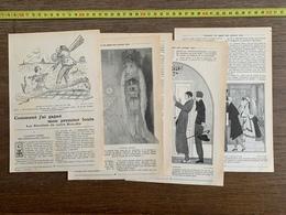 1914 JST COMMENT J AI GAGNE MON PREMIER LOUIS A WILLETTE - Vieux Papiers