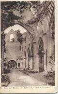 Ruines De L'Abbaye De Jumièges (76) - Nef De L'Eglise - Jumieges