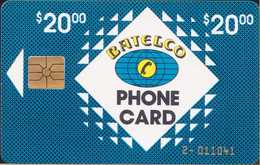 Bahamas - BAH-C04A - $20 - 6-digit Cn - Bahama's