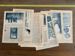 1914 JST DANS LES COULISSES DU PALAIS BOURBON LE TEMPS DES CINQ CENTS - Vieux Papiers