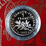 1 Franc SEMEUSE De 1999 En BE... - France