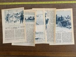 1914 JST DJENNE LA CARTHAGE DU SOUDAN PAUL ADAM A MEHARI - Vieux Papiers