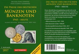Münzen/Noten Ab 1945 Deutschland 2017 Neu 10€ AM BI Franz-Zone SBZ DDR Berlin BUND EURO Coins Catalogue BRD Germany - Libros, Revistas, Cómics