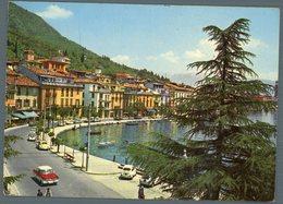°°° Cartolina - Lago Di Garda Salò Lungolago Viaggiata °°° - Brescia