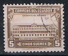 Ecuador Y/T LP 140 (0) - Equateur