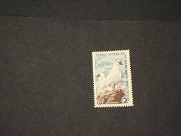 T.A.A.F. - 1959/63 UCCELLO 2 F. - NUOVO(++) - Terre Australi E Antartiche Francesi (TAAF)