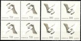 Europa Cept - 2006 - Faroer, Foroyar -  Block Of 4 ** MNH - 2006