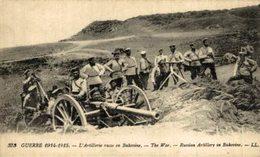 L'artillerie Russe Prenant Position En BUKOVINE  War Guerre   WWI WWICOLLECTION - Russie