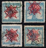 1920 SHS Yugoslavia Slovenia PORTO DUE Stamp VERIGARI Chain Breaker MARIBOR CELJE - Usados