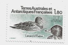 CG TAAF 98** 1982 Canard D'Eaton - Nuevos