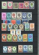 CEPT Jahrgang 1964 Komplett Postfrisch - 1968