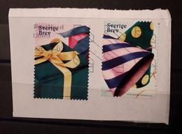 Sweden 2019 Invitation 2 Stamps Used - Svezia