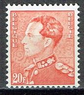 20 F Léopold III - 1934-1935 Léopold III