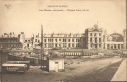 Oostende : Gare Maritime, Côté Gauche - Oostende