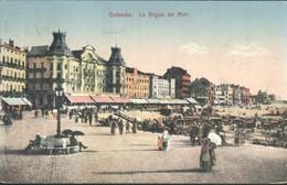 Oostende : La Digue De Mer - Oostende