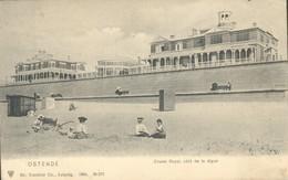 Oostende : Châlet Royal, Côté De La Digue - Oostende