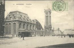 Oostende : Station - Oostende