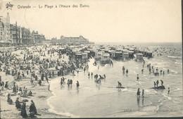 Oostende : La Plage à L'Heure Des Bains - Oostende