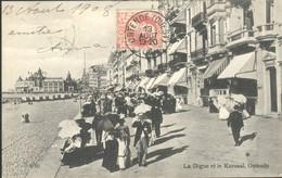Oostende : La Digue Et Le Kursaal - Oostende