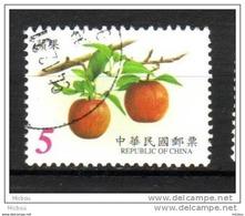 ##12, Taiwan, Chine, China, Pomme, Apple, Fruit - 1945-... Republic Of China