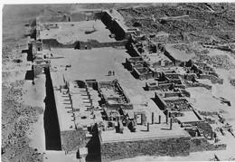 Avdat Israel Ancient Acropolis Archaeology Vintage Postcard - Israele