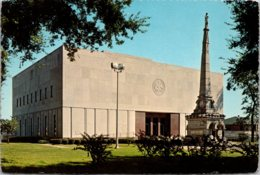 Mississippi Jackson Archives And History Building - Jackson