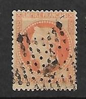 France  N°  31  Oblitéré  étoile De Paris   2     B / TB    Soldé à Moins De 10  %  ! ! ! - 1863-1870 Napoleon III With Laurels