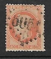 France  N°  31  Oblitéré  Gros Chiffres   5051  Oran Algérie       B / TB    Soldé à Moins De 10  %  ! ! ! - 1863-1870 Napoleon III With Laurels