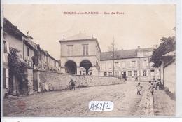 TOURS-SUR-MARNE- RUE DU PONT - Autres Communes