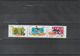 Timbres N°4338 à 4340 Journée Du Timbre De 2009 Neuf** - Unused Stamps
