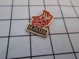 720 Pin's Pins / Beau Et Rare / THEME : SPORTS / GYMNASTIQUE CLUB LE REVEIL BOULOGNE SUR MER - Gymnastique