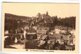 41thd 1002 CPA - UZERCHE - VUE GENERALE - Uzerche