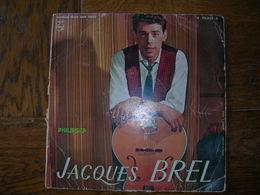 """33 Tours 25 Cm - JACQUES BREL   -  PHILIPS 76423  """" DEMAIN L'ON SE MARIE """" + 9  ( 1er Pochette ) - Sonstige - Franz. Chansons"""