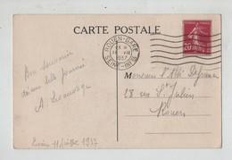 Abbé Defrance Defrances Rue Saint Julien Rouen 1937 Lisieux Congrès Eucharistique - Christianisme