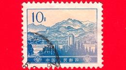 CINA - Usato - 1974 - Monumenti Della Rivoluzione - Tzeping In Chingkang Mountains - 10 - Usati