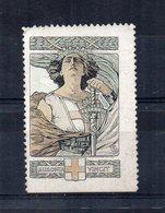 ETICHETTA - ERINNOFILO - 1912 - Ausonia Vincit - Nuovo ** - (FDC20934) - Vignetten (Erinnophilie)