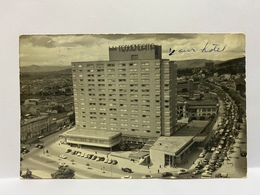 Colombia Colombie Postcard, Bogota, Hotel Tequendama, Used - Colombia