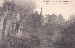Environs De Metz Jussy Chemin Creux - France