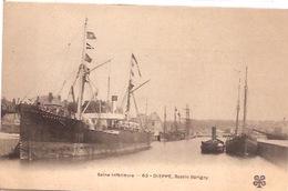 127 DIEPPE  Bassin Bérigny - Dieppe