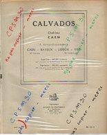 ANNUAIRE - 14 - Département Calvados - Année 1949 - édition Didot-Bottin - 158 Pages - Annuaires Téléphoniques