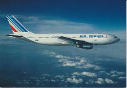 AVIATION AVIONS AIRBUS UN AVION MONDIALEMENT REPUTE BIREACTEUR EUROPEEN.... - 1946-....: Ere Moderne