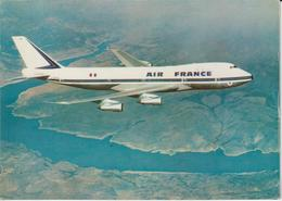 AVIATION AVION AIR FRANCE BOEING 747 - 1946-....: Ere Moderne