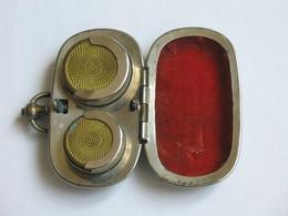 Ancien Porte-monnaie Pour Monnaies En Or De 10 Et 20 Francs  **** EN ACHAT IMMEDIAT **** - Oro