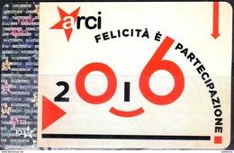 Tessera ARCI 2016 - Organizzazioni