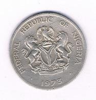 10 KOBO 1973 NIGERIA /2428/ - Nigeria