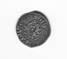 Tram D'argent De Cilicie. Royaume D'Arménie Léon 1er (1198- 1219)  TTB - Armenië