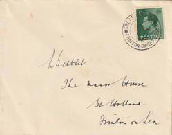 Great Britain Cover South Africa - 1936 - King  Edward VIII KEVIII Frinton On Sea Essex - 1902-1951 (Könige)
